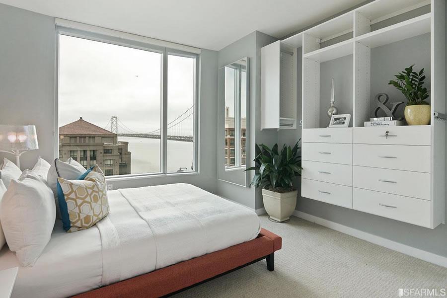 301 Main Street #23B Bedroom