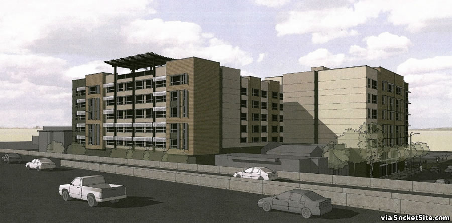 325 7th Street Revised Rendering
