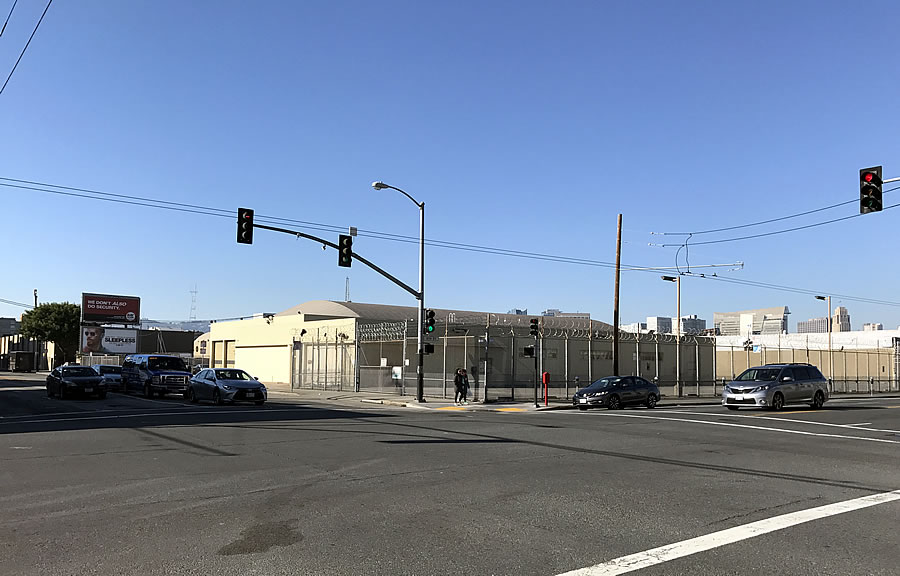 Timing for Massive Flower Mart Project and an Interim Parking Lot
