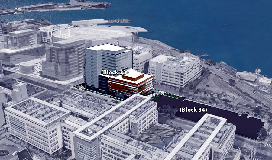 UCSF Getting Ready to Break New Ground in Mission Bay