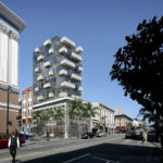 Polk Street Parcel with Plans for a Modern Addition in Play