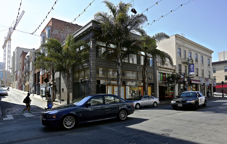 New Plans for Redevelopment of This Historic Polk Street Site