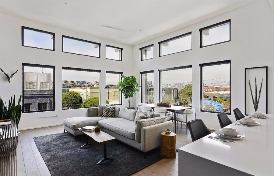 Potrero Hill Penthouse Fetches 2014 Price