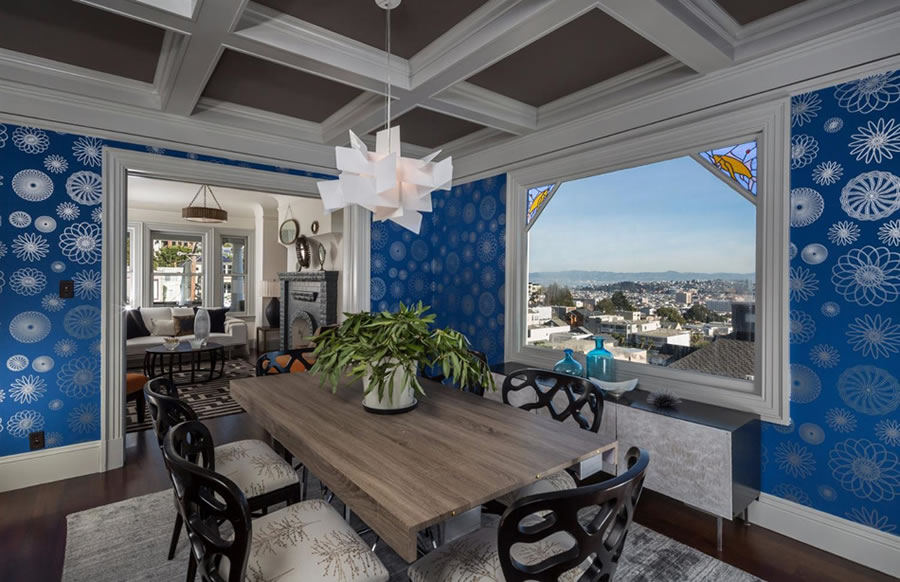 Punk Rocker's Noe Valley Pad Sells for $2.8 Million