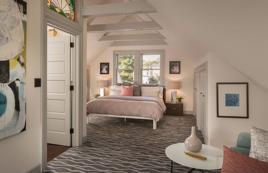 665 29th Street Master Bedroom