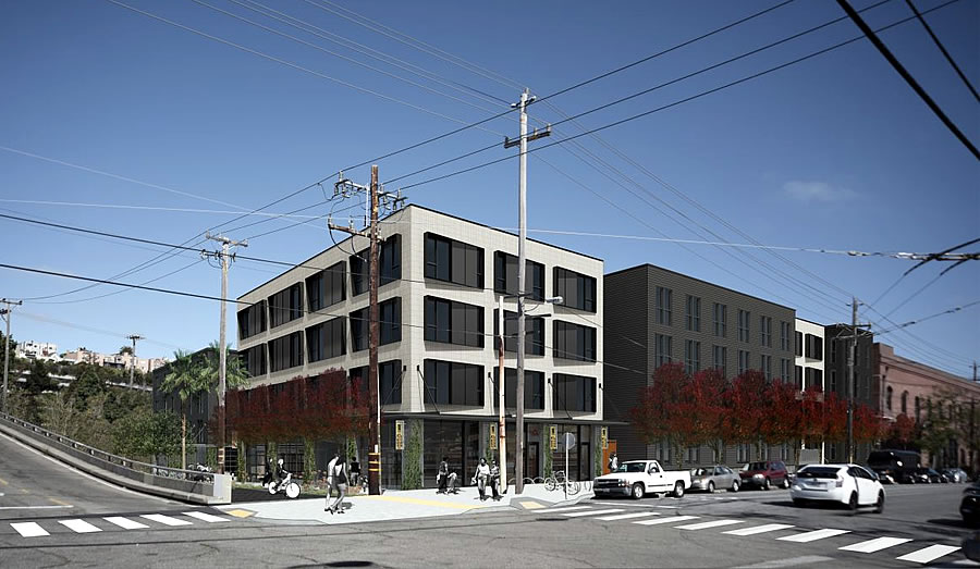 110-Unit Dogpatch Development Closer to Reality