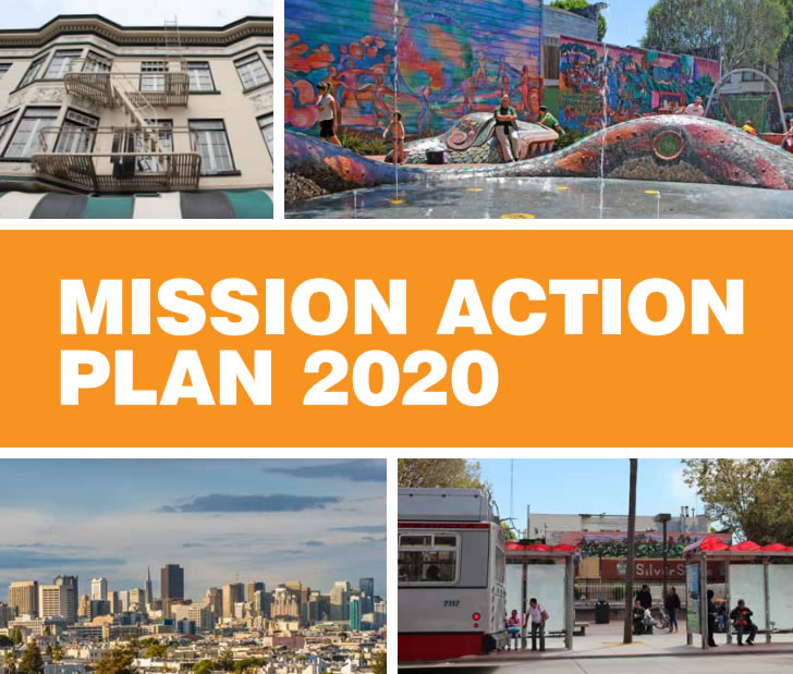 Plan to Preserve the Mission District Revealed