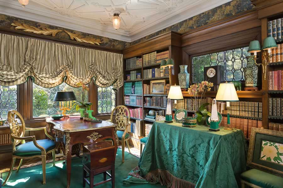 117 Sheridan Avenue - Library
