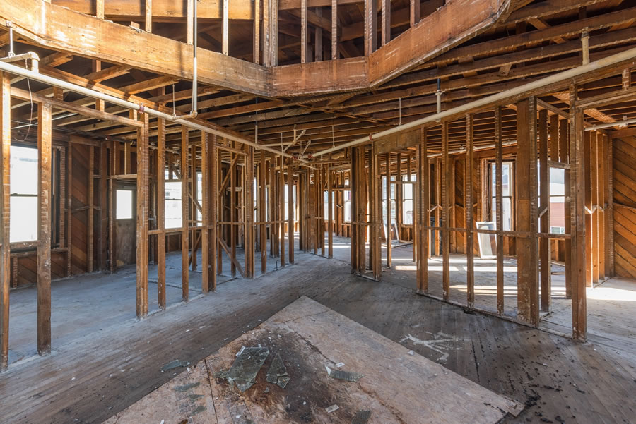 3308 Mission Street 2017: Third Floor