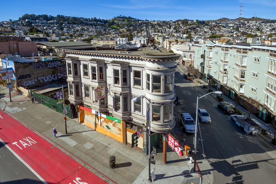 An Opportunity to Capitalize on a Bernal Heights Blaze