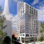Plans for a Modern 200-Foot-Tall Hotel and Condo Tower Revealed