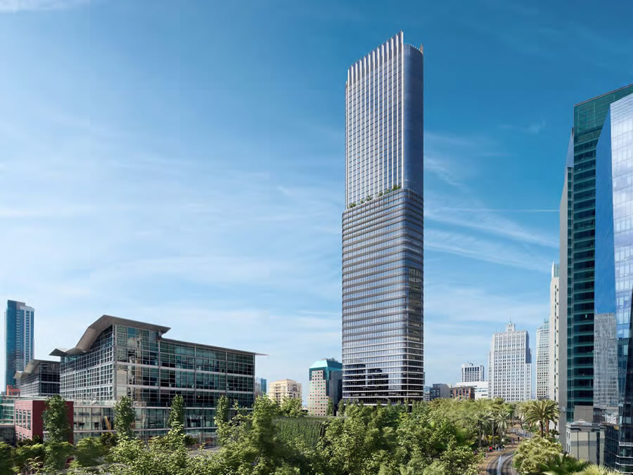Refined Designs and Feedback for the Fourth Tallest Tower in S.F.