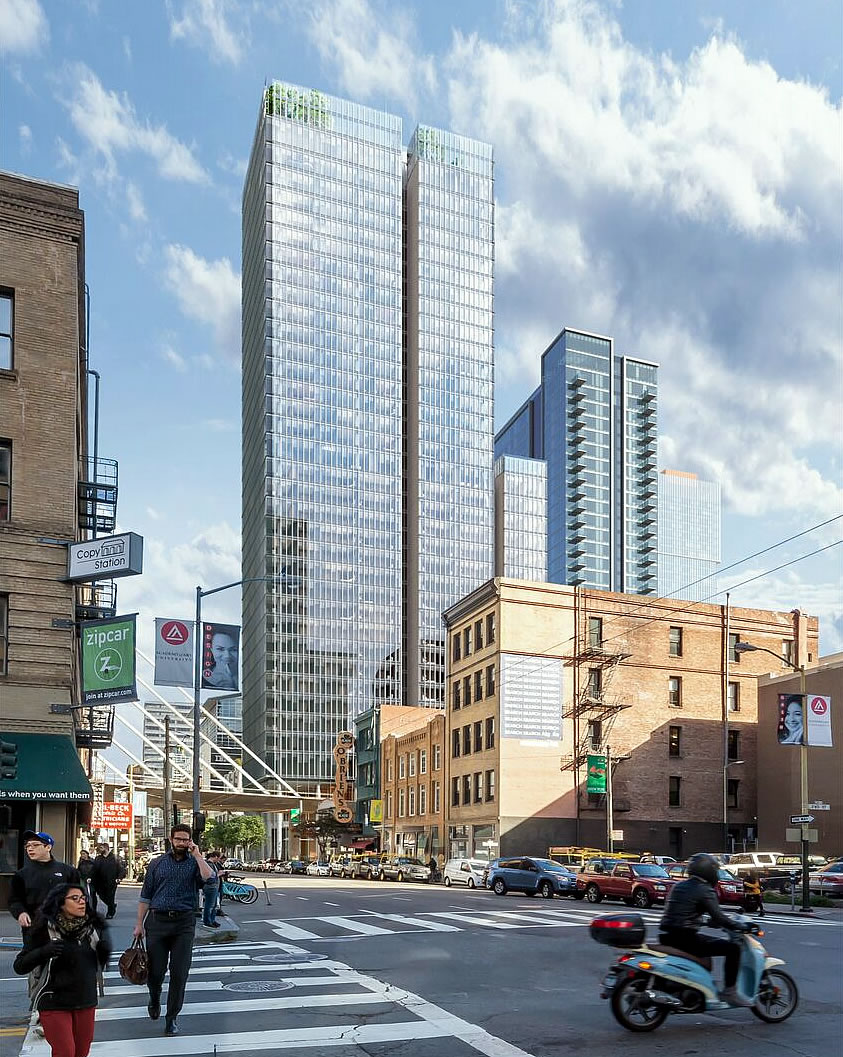 Streamlined Review for Renzo Piano Tower Approved