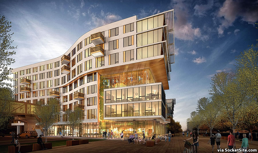 The New Plans to Infill Jack London Square