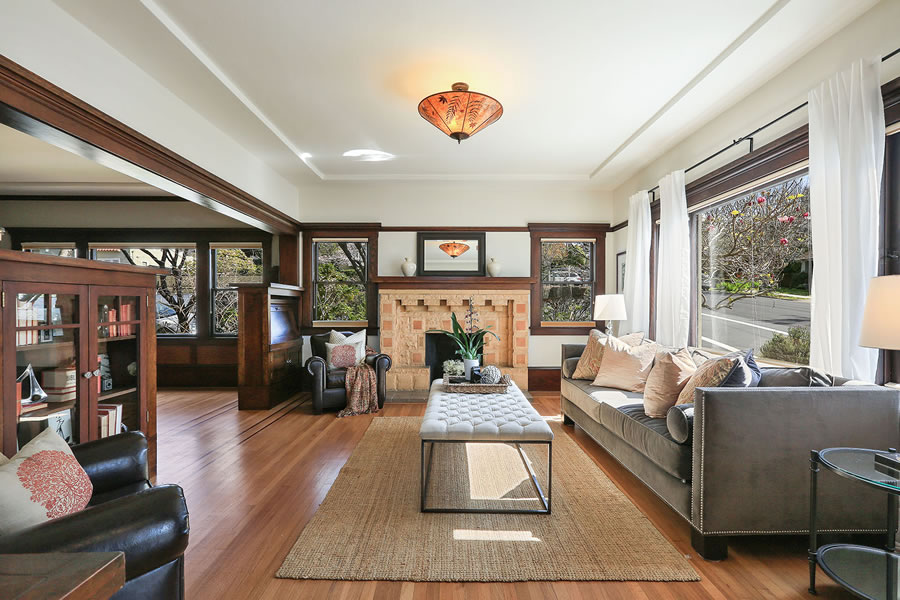 1613 Sonoma Avenue Living