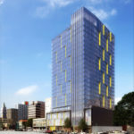 Renderings for Proposed 25-Story Oakland Tower Revealed