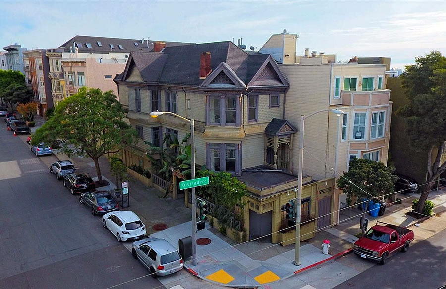 Iconic Lion Pub Building Has Sold for $3.4 Million