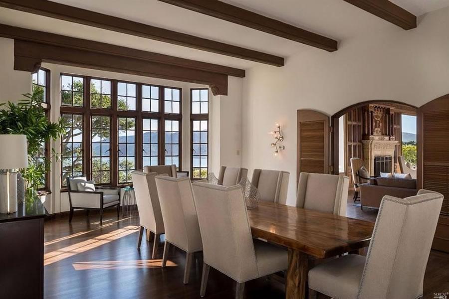 345 Golden Gate Belvedere - Dining