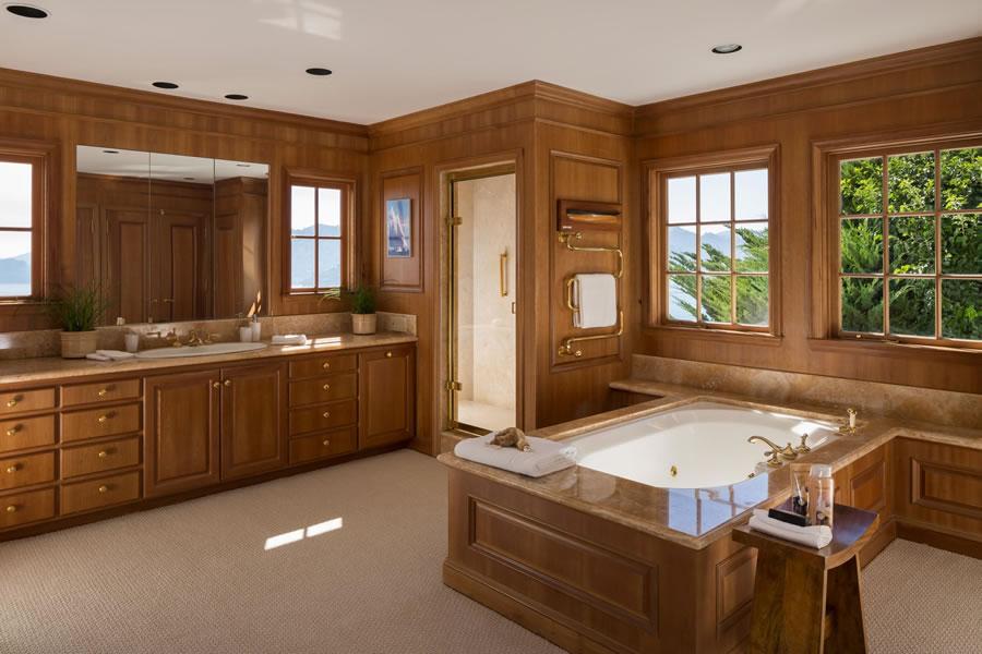 345 Golden Gate Belvedere - Master Bath