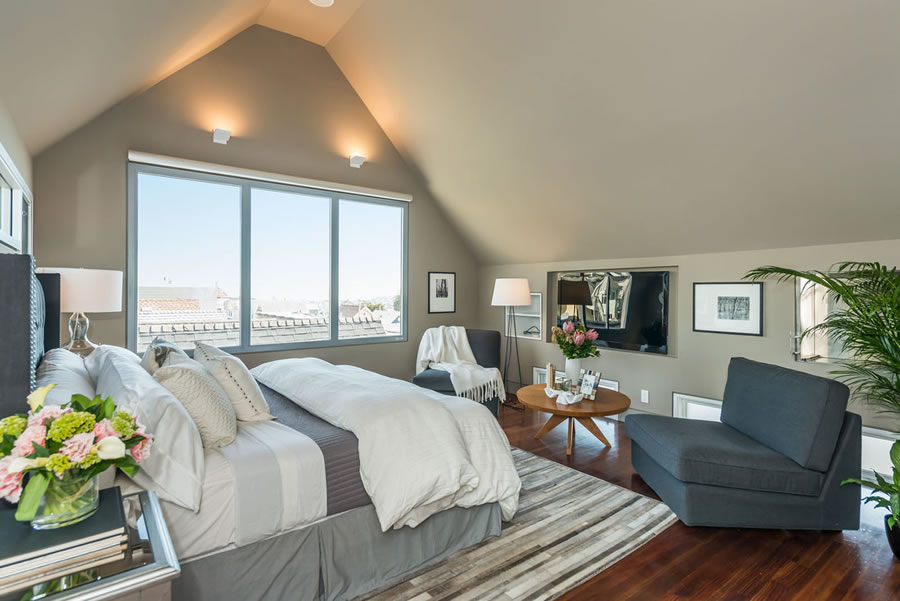 3816 22nd Street 2017 - Master Bed