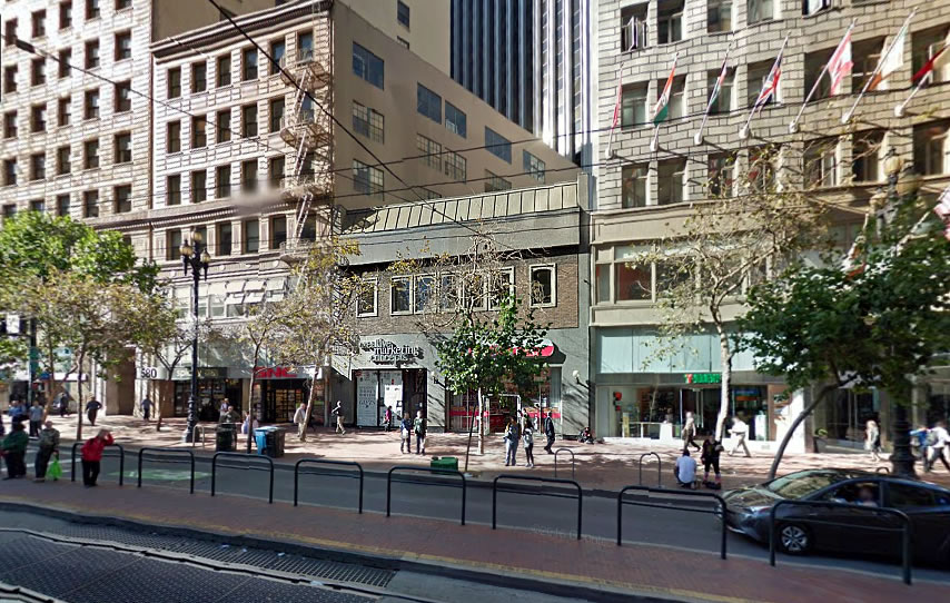 570 Market Street Site