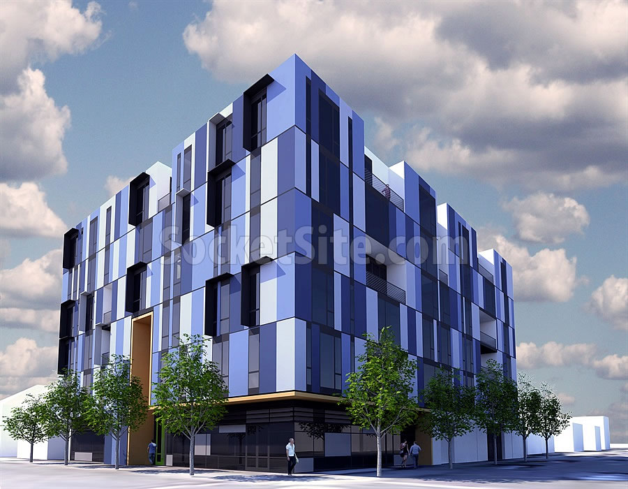 MacArthur Boulevard Project Newly Rendered and in Play