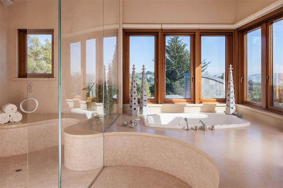 800 Corte Madera Ave - Master Bath