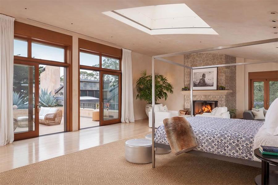 800 Corte Madera Ave - Master Bedroom