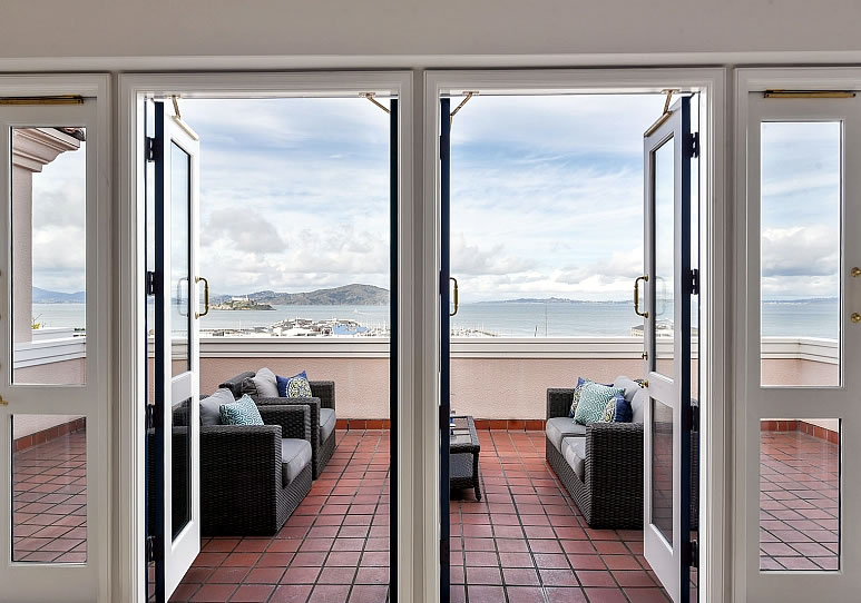 175 Francisco #20 Terrace 2017