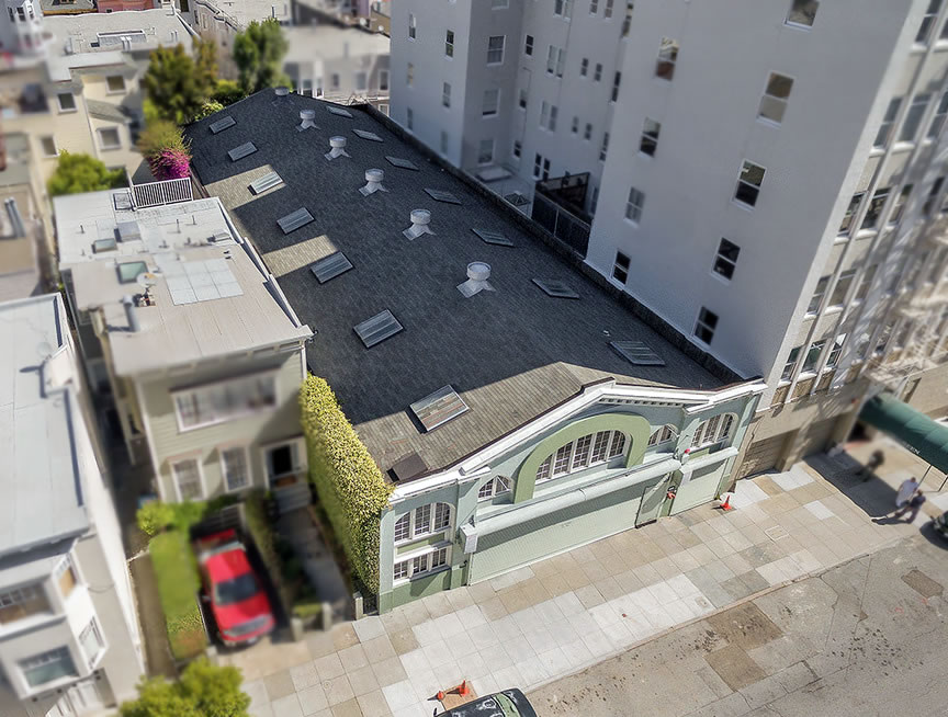 Conversion of Historic Cow Hollow Garage Closer to Reality