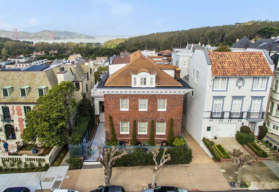 Banker's Eight-Figure Presidio Heights Pad Fails to Fetch its '06 Price