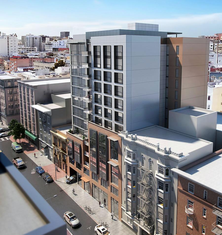 Plans for 115-Unit Tenderloin Development Revealed