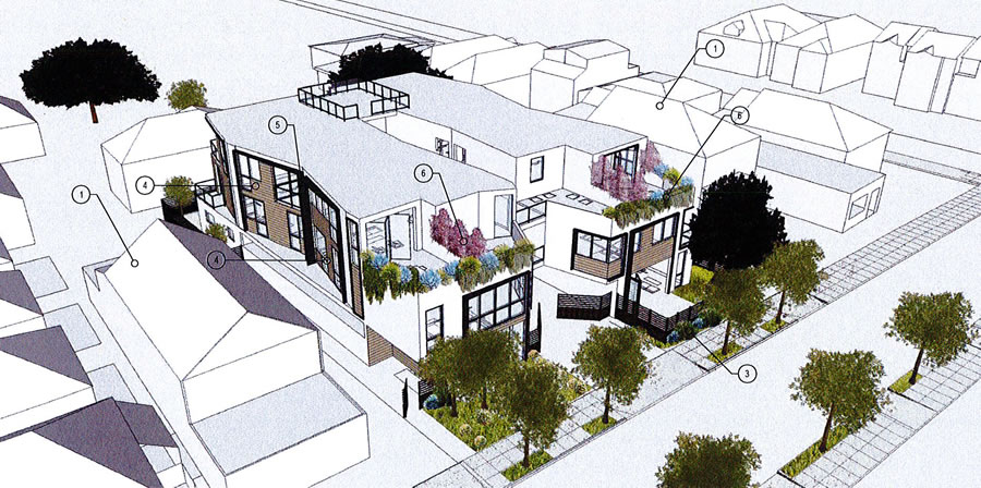 New Housing to Rise on Longtime North Oakland Restaurant Site