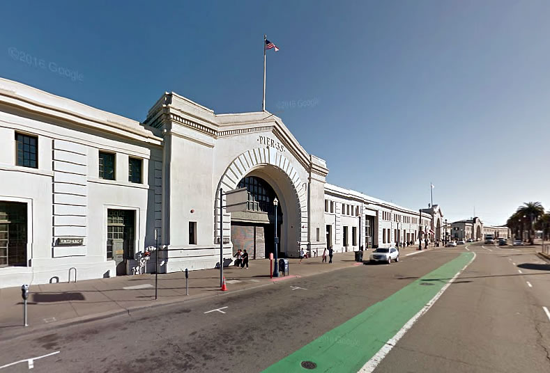 Positioning San Francisco's Piers for a Luxury Hotel and Tech Space