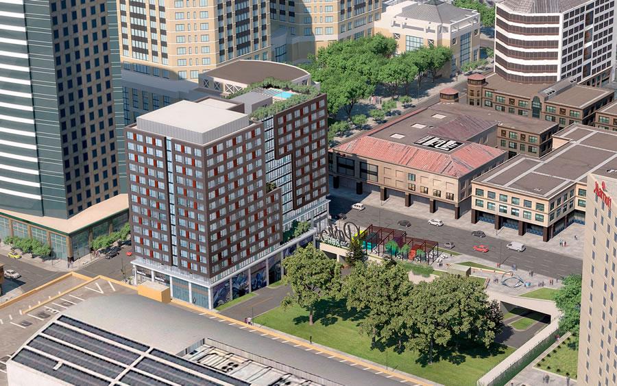 1100 Clay Street Plaza