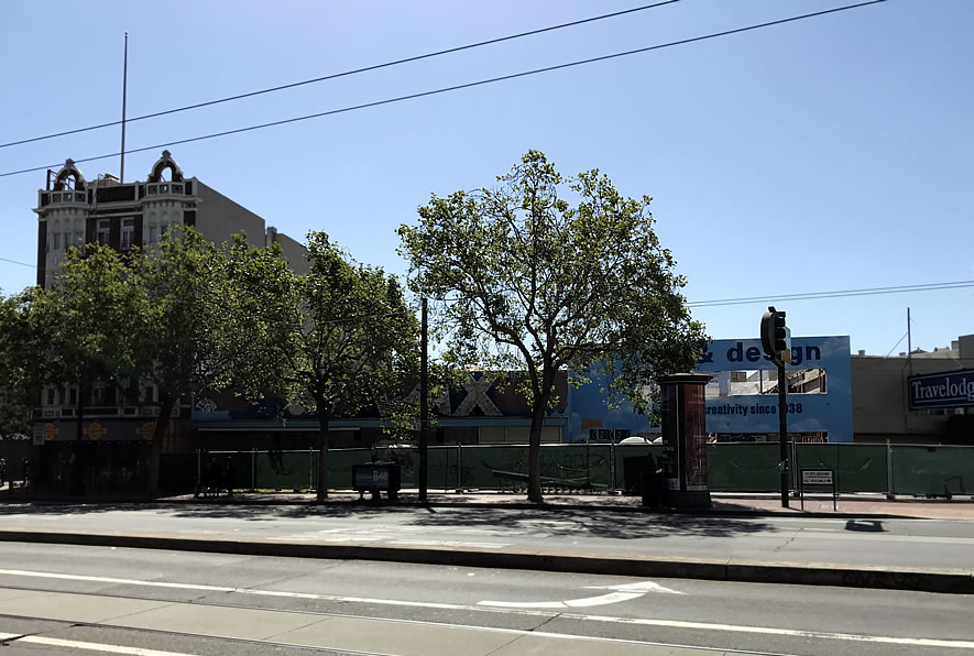 Major Market Street Development Underway