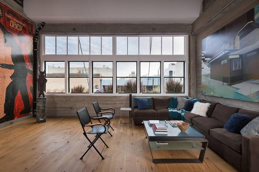 2230 Bush Street Living Room1