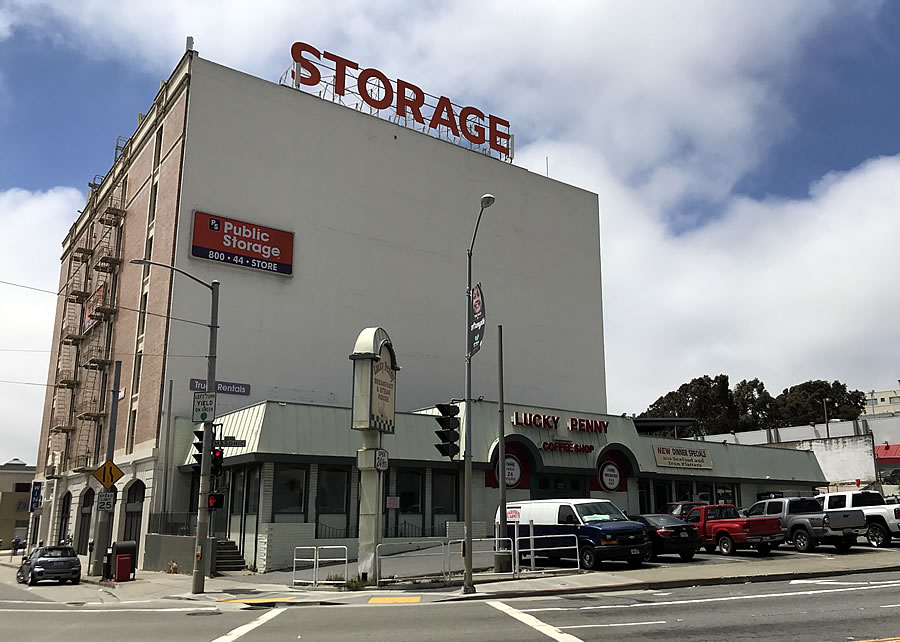 Even Bigger Plans for the Shuttered Lucky Penny Site