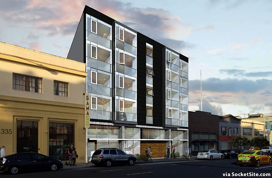 From Modern to Contemporary in Western SoMa