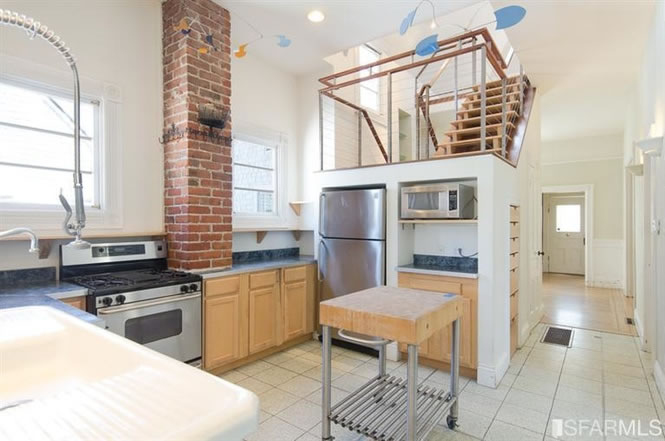 4316 25th Street 2013 - Kitchen