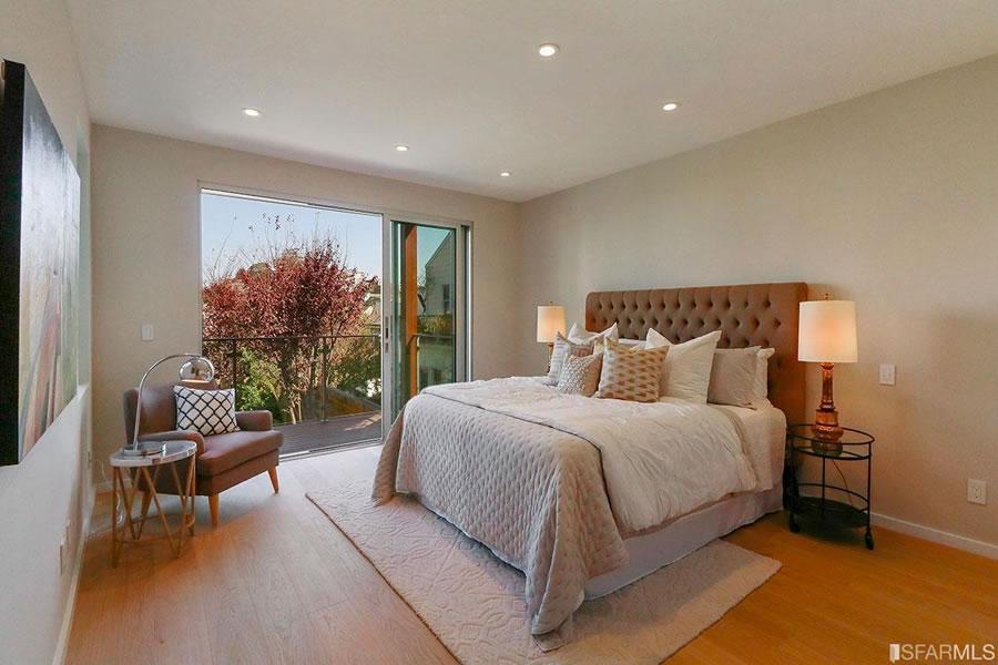 4316 25th Street 2017 - Lower Bedroom