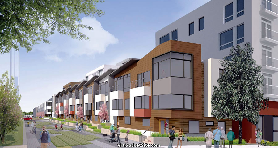 Candlestick Point Block 6A - Townhomes