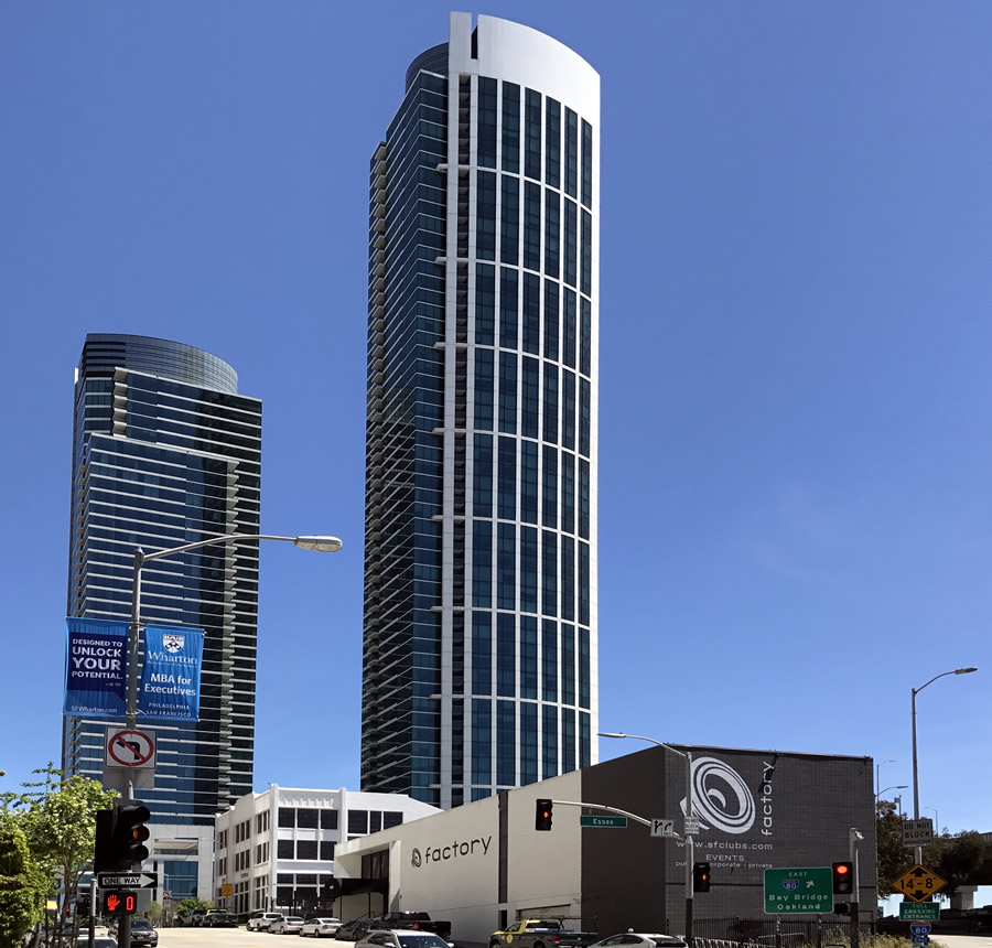 Another Tower in S.F. Sees Premature Deterioration, Files Suit