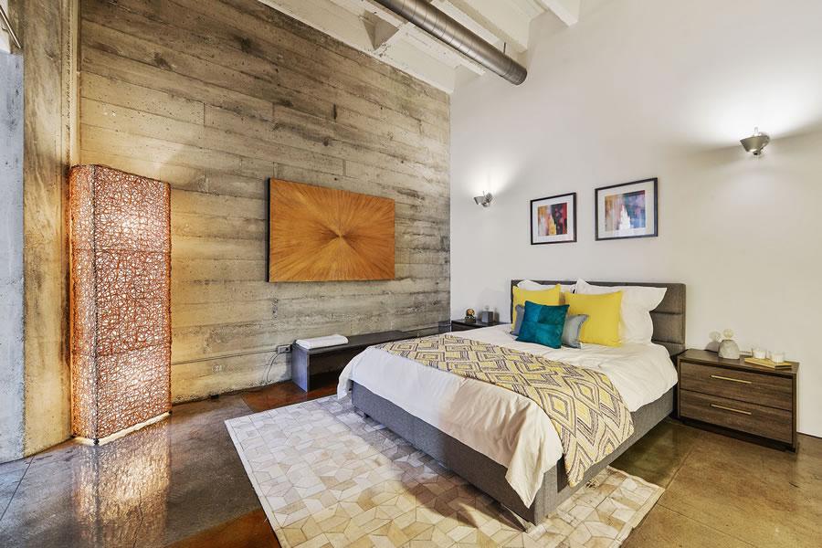10 Mint Plaza #1 - Bedroom