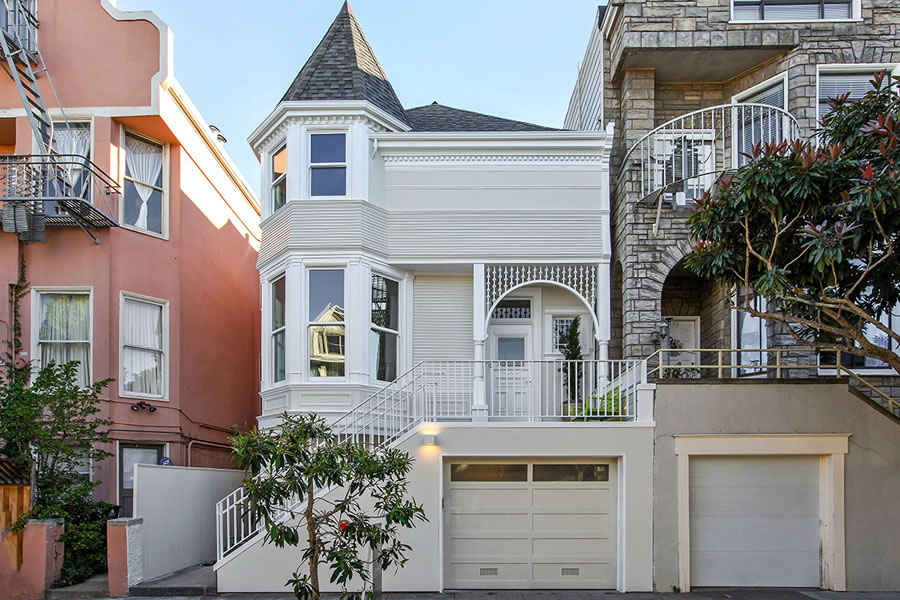 Modernized Victorian with a Storied past Fetches $5 Million