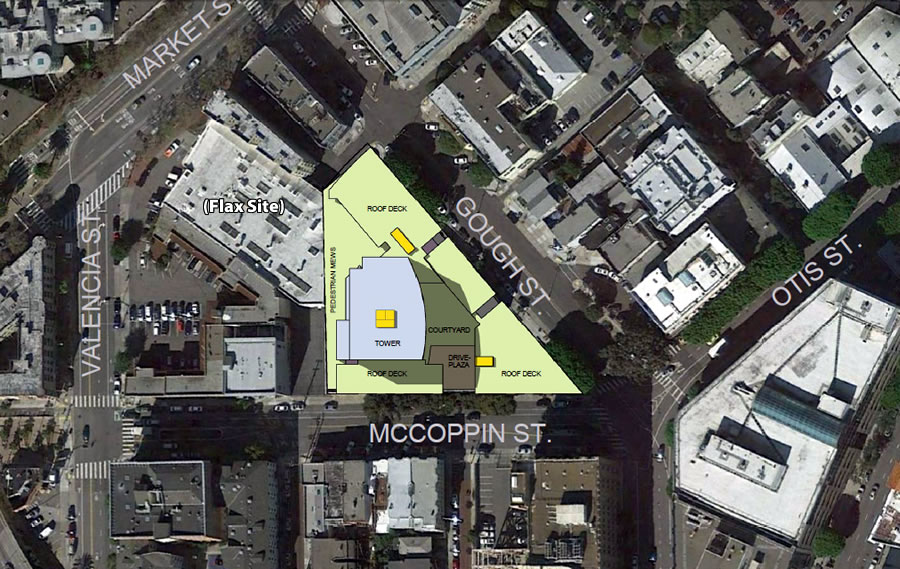 Towering Plans for City College Site