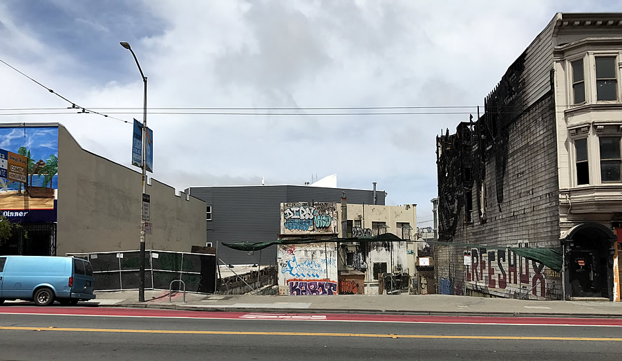Planning Seeks More Height and Homes for Mission Street Site