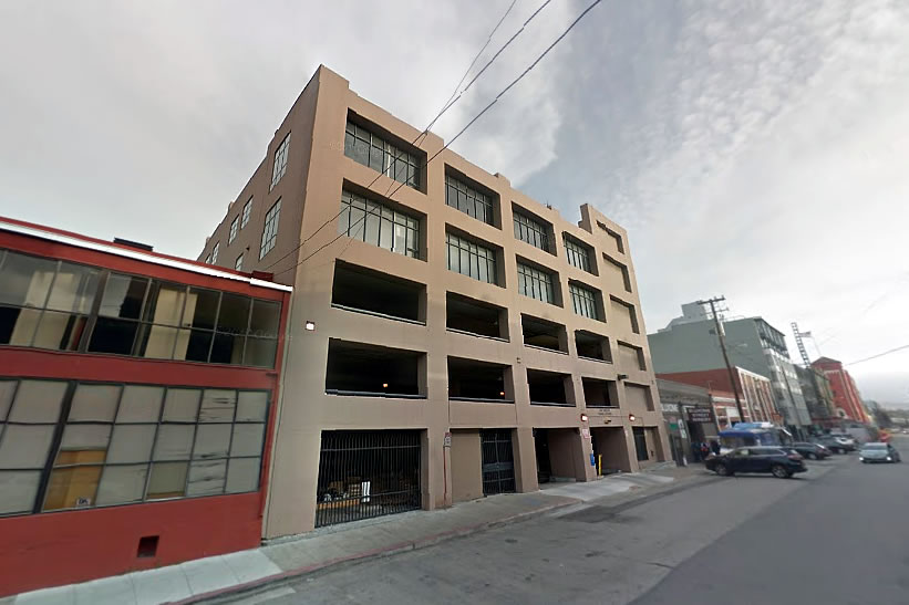 Plans for More Public Parking in Central SoMa, at Least for Now