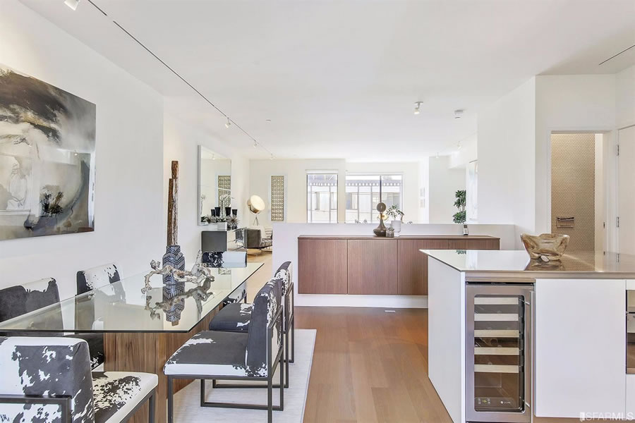 3500 19th Street #206 - Kitchen View