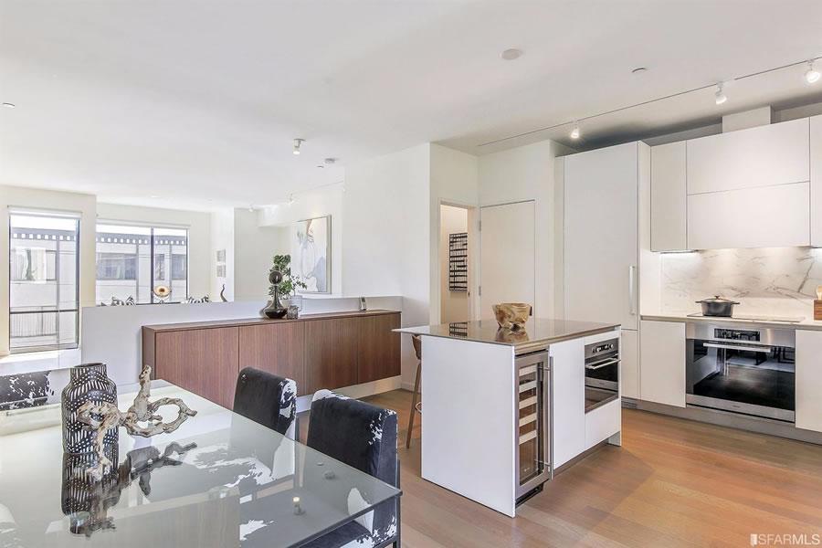 3500 19th Street #206 - Kitchen